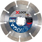 Bosch DBX4541P 4-1/2 In. X-LOCK Premium Segmented Diamond Blade