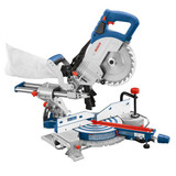 Bosch GCM18V-08N 18V 8-1/2 In. Single-Bevel Slide Miter Saw (Bare Tool)