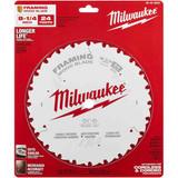 """Milwaukee 48-40-0820 8-1/4"""" 24T Framing Circular Saw Blade"""
