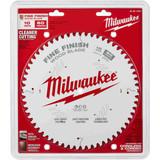 "Milwaukee 48-40-1028 10"" 60T Fine Finish Circular Saw Blade"