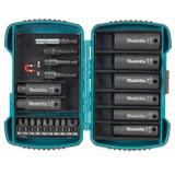 """Makita T-03034 22 Pc. 3/8"""" Socket Kit"""