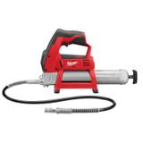 Milwaukee 2446-20 M12 Cordless Lithium-Ion Grease Gun - Tool Only