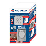 King Canada K-X7500 Generator Home Connector Kit