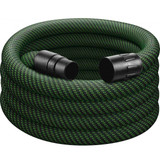 Festool FES-204926 Braided Sleeve Antistatic Hose, 36mm X 7m AS/CTR