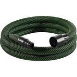 Festool FES-204922 Tapered Braided Sleeve Antistatic Hose, 27mm X 3.5m AS/CTR
