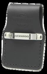 Buckaroo BUCK-CTC Leather Tape Clip
