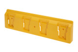48 Tools BH-DEW-YEL-04 DeWALT 4-Unit Flexvolt Battery Holder