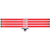 Zipwall ZIP-MS4 4Pk 26In Magstrip Dust Barrier Fastener