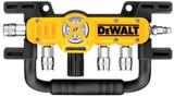 DeWALT DEW-D55040 Quadport 4-Port Line Splitter