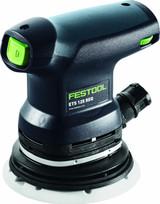 """Festool FES-576070 ETS 125 REQ 125mm (5"""") Random Orbital Sander W/ NEW Systainer 3"""