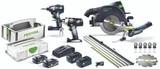 Festool FES-205605 Pro Remodeler Pack - Combo Kit