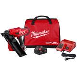 Milwaukee MIL-2745-21 M18 FUEL 30 Degree Framing Nailer Kit