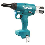 Makita DRV250Z Cordless Rivet Gun with Brushless Motor