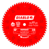 Freud FRE-D1024X 10X24T Ripping Saw Blade