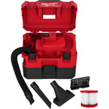 Milwaukee 0960-20 M12 FUEL 1.6 Gallon Wet/Dry Vacuum