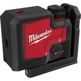 Milwaukee 3510-21 USB Rechargeable Green 3-Point Laser