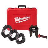 "Milwaukee 49-16-2698 2-1/2"" - 4"" IPS XL Ring Kit for M18 FORCE LOGIC Long Throw Press Tool"