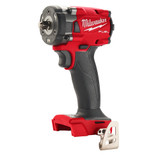 "Milwaukee 2854-20 M18 FUEL 3/8"" Compact Impact Wrench w/ Friction Ring Bare Tool"