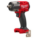 "Milwaukee 2962-20 M18 FUEL 1/2"" Mid-Torque Impact Wrench w/ Friction Ring Bare Tool"
