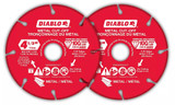 Freud FRE-CDD045DIA102P Diablo 4-1/2 Inch Diamond Metal Cut-Off Blade (2-Pack)