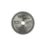 """Milwaukee 48-40-4075 5-3/8"""" Aluminum Cutting Circular Saw Blade"""