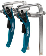 Makita 199826-6 Ratcheting Clamps / Guide Rails