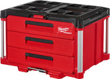 Milwaukee MIL-48-22-8443 PACKOUT 3-Drawer Tool Box