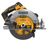"DeWALT DCS573B 20V MAX 7-1/4"" Brushless Cordless Circular Saw With FLEXVOLT ADVANTAGE (Tool Only)"