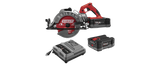 Skilsaw SPTH77M-22 TRUEHVL 48-Volt Lithium-Ion 7-1/4 in. Cordless Worm Drive Saw Kit