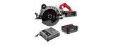 Skilsaw SPTH70M-21 10-1/4IN. TRUEHVL Cordless Worm Drive Saw Kit With 2 TRUEHVL Battery, Skilsaw Blade