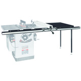 King Industrial EXT-5052 Laminated Melamine Extension Table