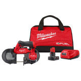 Milwaukee MIL-2529-21XC M12 FUEL Compact Band Saw Kit
