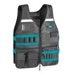 Makita E-05636 TH3 Work Vest - Adjustable Pockets