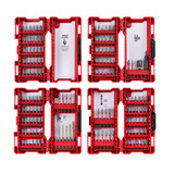 Milwaukee 48-32-4079 SHOCKWAVE Impact Duty Steel Drill and Driver Bit Set (145-Piece)