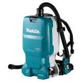 Makita MAK-DVC665Z 18Vx2 LXT Backpack Vacuum Cleaner with AWS (6.0 L) + BONUS BL1850 X 2 Batteries