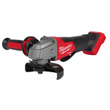 """Milwaukee 2880-20 M18 FUEL 4-1/2"""" / 5"""" Grinder Paddle Switch, No-Lock Bare Tool"""