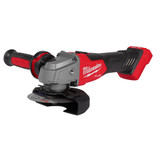 """Milwaukee 2881-20 M18 FUEL 4-1/2"""" / 5"""" Grinder Paddle Switch, No-Lock Bare Tool"""