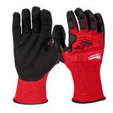 Milwaukee MIL-48-22-8970 Cut 3 Impact Nitrile Glove
