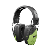 ISOtunes ISO-IT34 LINK Aware Bluetooth Earmuff - Green, 85 dB Output