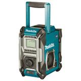Makita MAK-MR001G 40V MAX XGT Cordless or Electric Jobsite Radio Bare Tool
