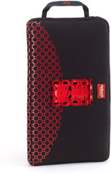 RedBacks RCKN35-BLKRED Cushioning Double Comfort Kneeling Pad - Black
