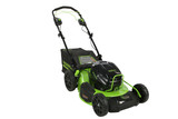 Greenworks Tools GREEN-82P21M 82V 21In Brushless Self-Propelled Lawn Mower Green Deck Bare Tool