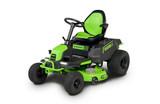 Greenworks Commercial GREEN-RLV42M 82V 42In Residential Ride-On Mower 3.5kW Kit