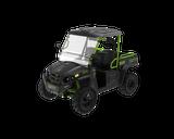 Greenworks Commercial GREEN-U500SB 82V Utility Vehicle 500 Black