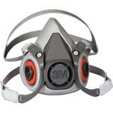 3M 3M-6X00 Latex Respirator Half Facepiece