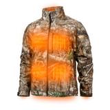 Milwaukee MIL-224 M12 Heated QUIETSHELL Jacket Kit - RealTree EDGE Camouflage