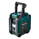 Makita MAK-MR006G 40V MAX XGT Cordless or Electric Jobsite Radio with Bluetooth