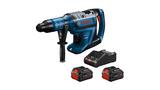 "Bosch BOS-GBH18V-45CK24 PROFACTOR 18V Hitman Connected-Ready SDS-max 1-7/8"" Rotary Hammer 2x CORE18V 8.0Ah Kit"
