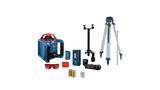 Bosch BOS-GRL900-20HVK REVOLVE900 Self-Leveling Horizontal/Vertical Rotary Laser Kit