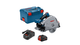 Bosch BOS-GKT18V-20GCL14 PROFACTOR 18V Connected-Ready 5-1/2 In. Track Saw CORE18V 8.0Ah Kit